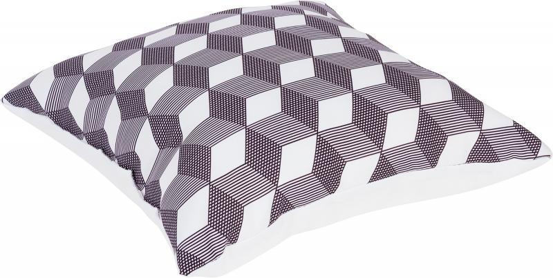 Подушка декоративная «Геометрия: Квадрат», 40х40 см,