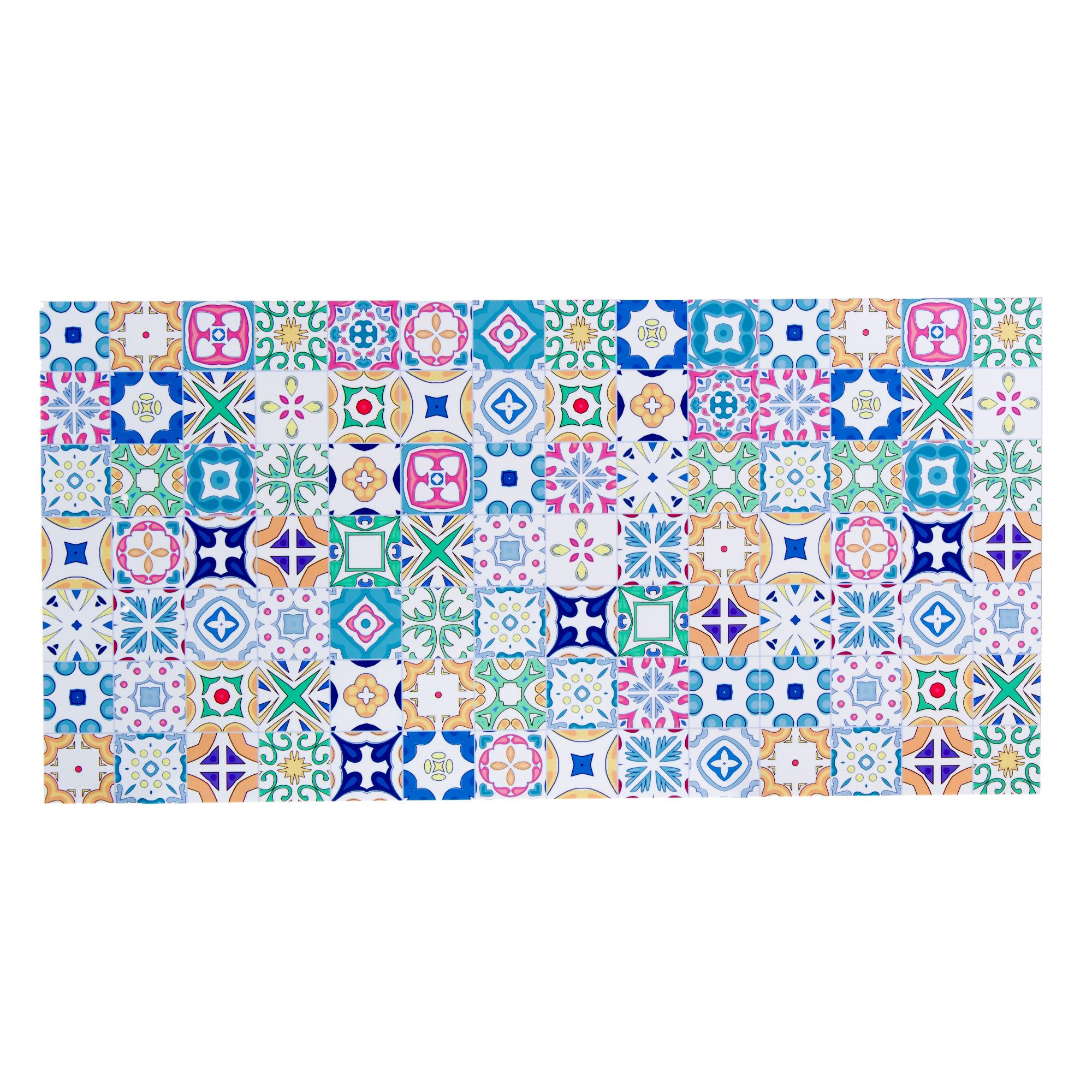 Комплект панелей для рам 170 см цвет пэчворк