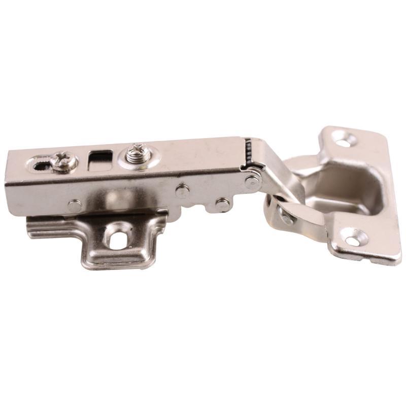 Петля мебельная накладная H301A75, Clip-on, 35 мм, 105°