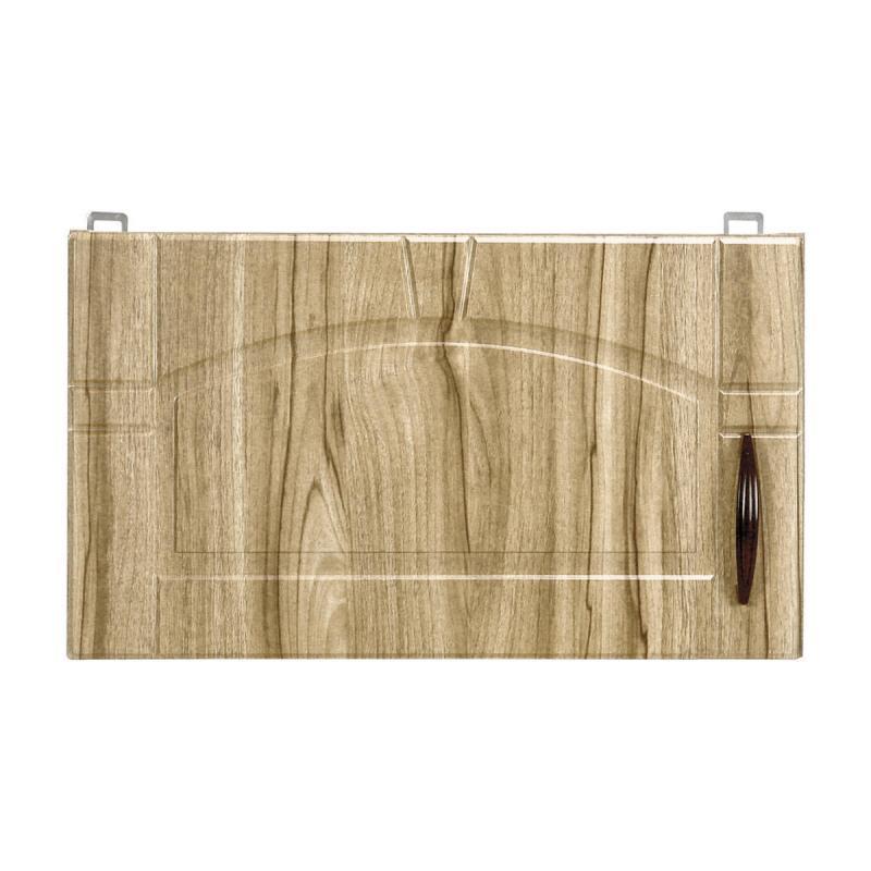 Шкаф навесной над вытяжкой «Камила Ал» 34.8х60 см, цвет светлый каштан
