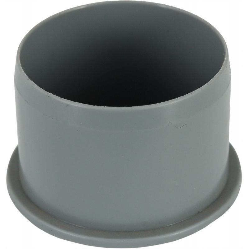 Заглушка Политрон, 40 мм, полипропилен