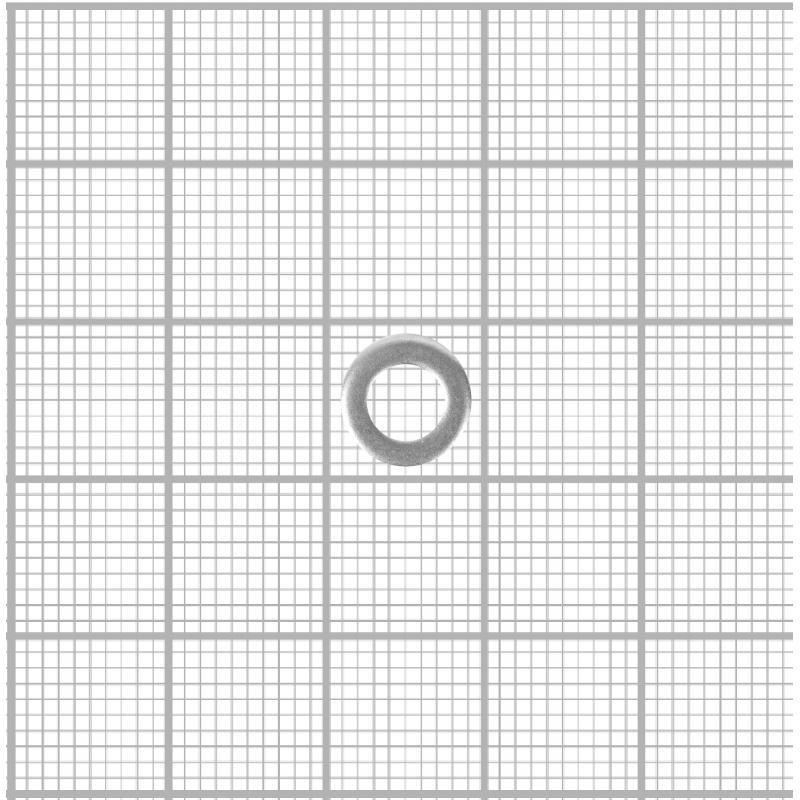 Шайба DIN 125A 5 мм, на вес