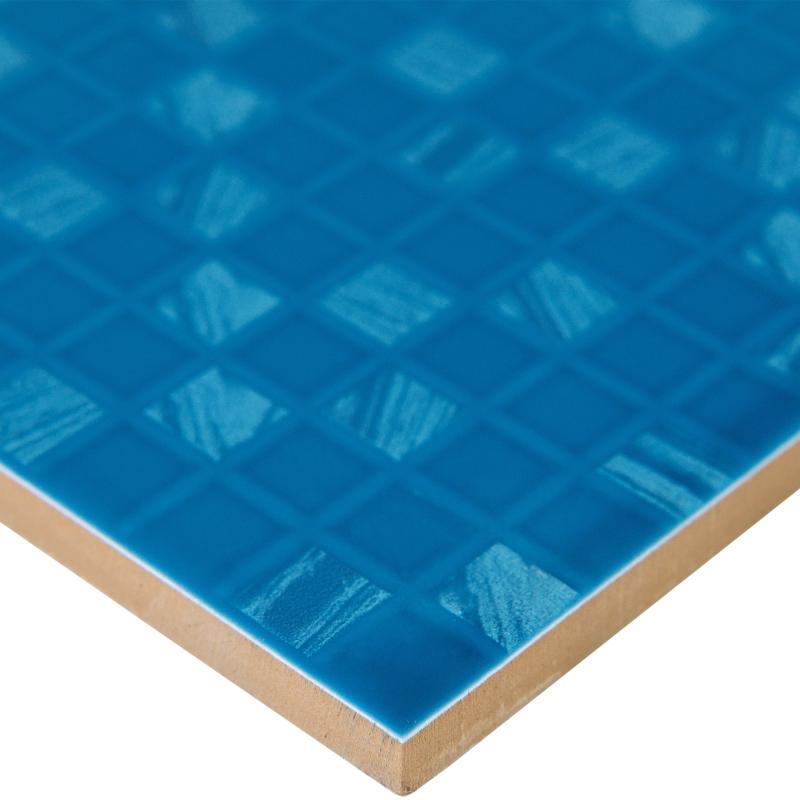 Плитка настенная Reef 20x30 см 1.2 м2 цвет синий