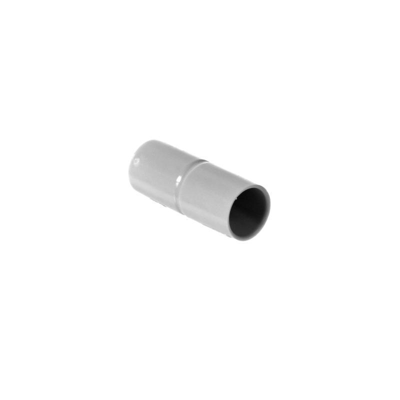 Муфта для труб соединительная Экопласт D16 мм, 10 шт.