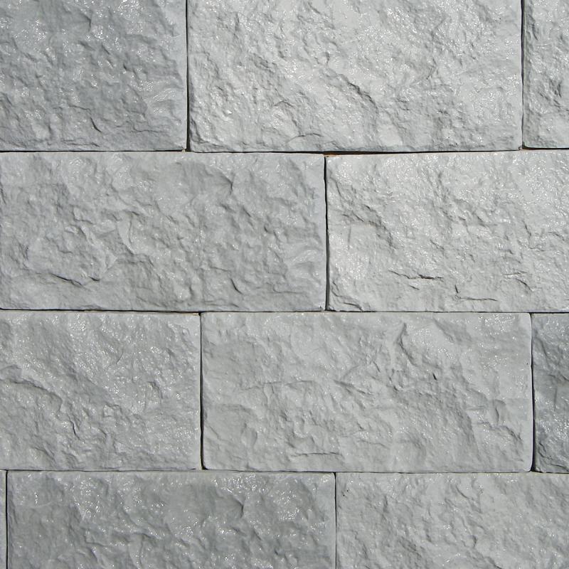Камень искусственный Ramo Доломит серый бетон 0.77 м²