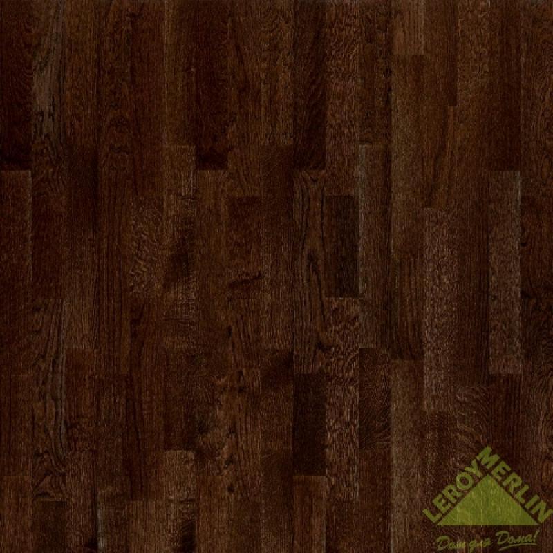 Паркетная доска Синтерос, дуб мокка, коллекция Европаркет, 1,29 м2