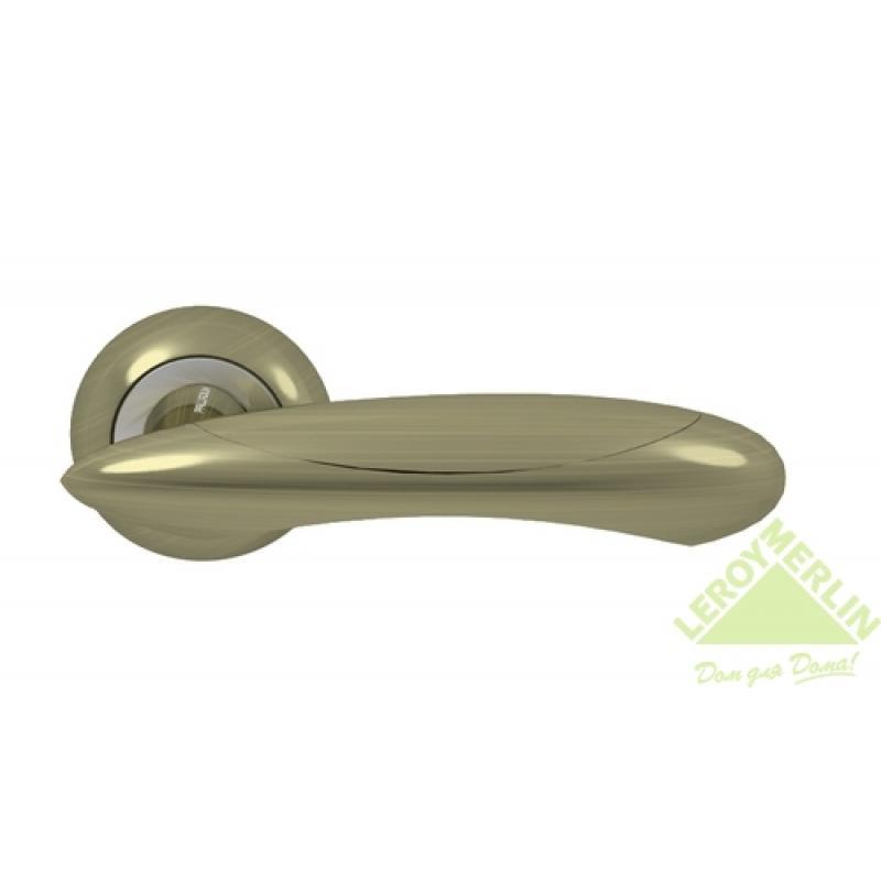 Ручка дверная Ariel, бронза