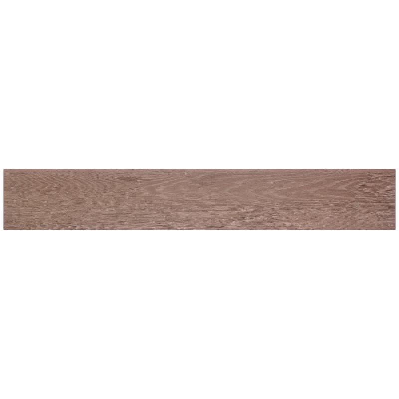 Керамогранит Корвет 13x80 см 1.248 м² цвет коричневый
