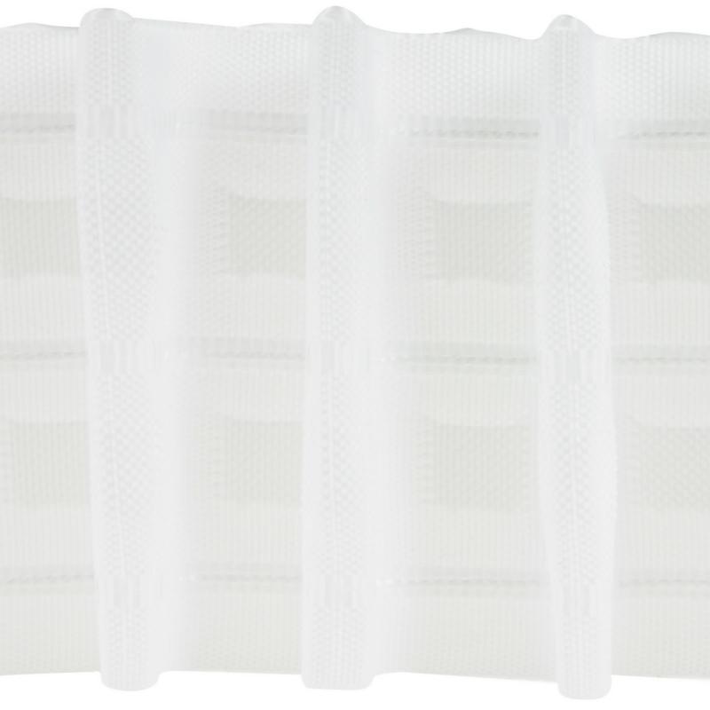 Лента шторная матовая 7 см