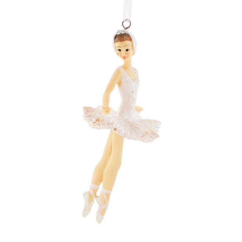 Украшение ёлочное «Балетная школа», 11 см
