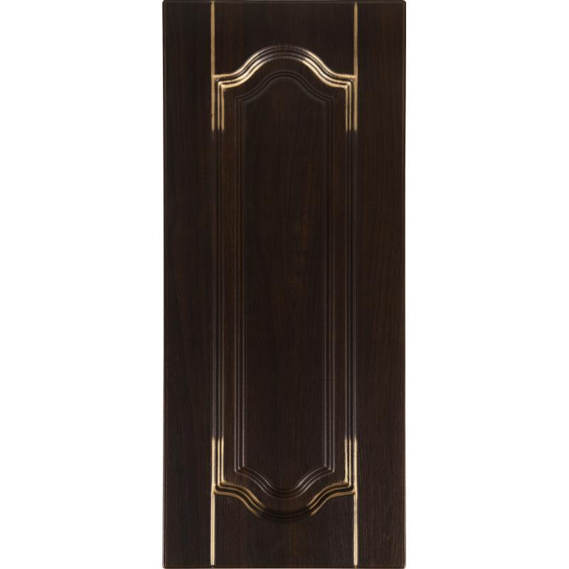 Дверь для кухонного шкафа «Византия», 30х70 см, цвет тёмно-коричневый