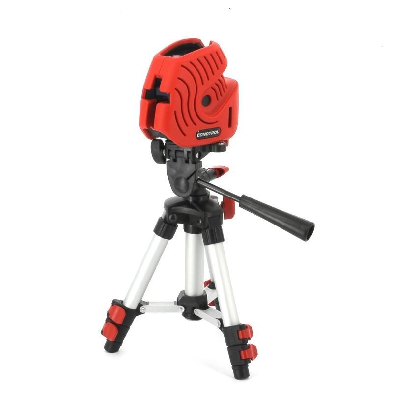 Уровень лазерный Condtrol EasyFix с дальностью до 10 м